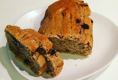 RICETTA VEGAN: Plumcake cioccolato fondente e arancia