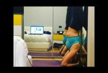 Video lezione di yoga: Proviamo a fare la verticale sulla testa!Sirsasana!