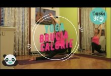 YOGA -  Pratica completa livello intermedio - PRATICA BRUCIA CALORIE 1