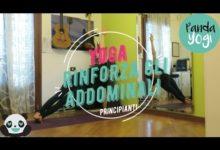 Yoga - Pratica completa livello principianti -  ADDOMINALI 1